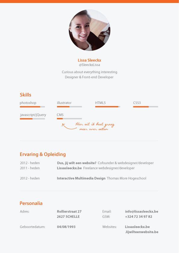 71 best Resume images on Pinterest Resume design, Resume - ui ux resume