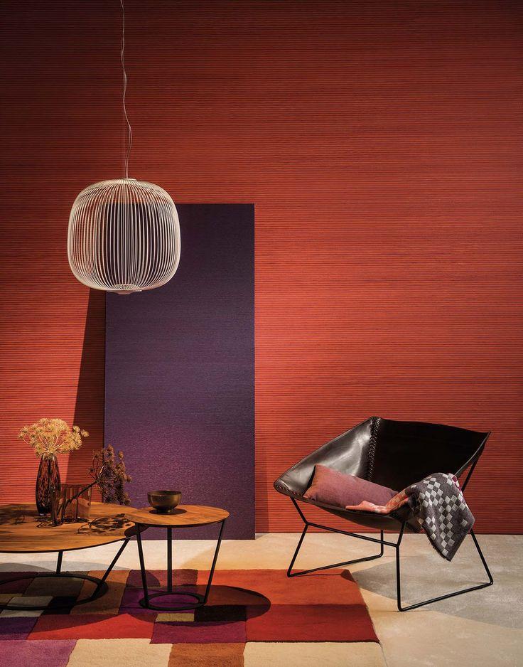 Colourful Wallpaper. Koyori. Omexco. Wirz Tapeten AG