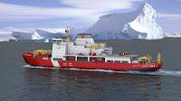 Coast guard's new icebreaker to cost twice as much as originally estimated