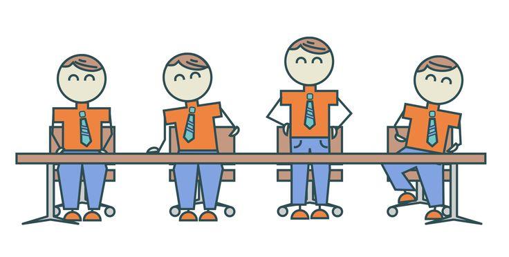 Ergonomisches Sitzen am PC-Arbeitsplatz
