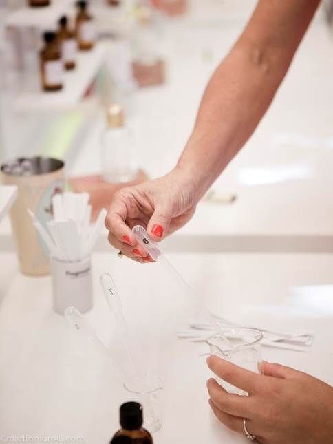 Fragonard Parfumeur #Perfumer #Workshop #Creation