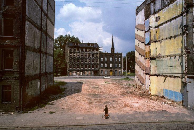 Wrocław 1982, Polska. Foto © Chris Niedenthal