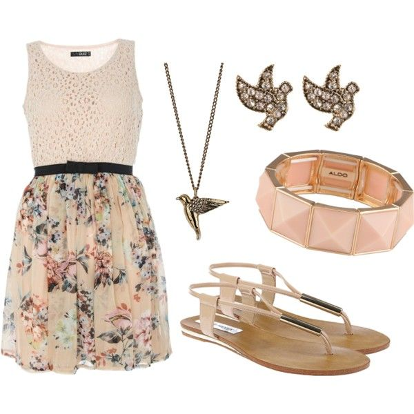 """""""Usual outfit for church..!"""" by autumn-wright on Polyvore"""