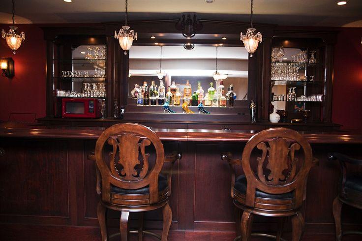 Beautiful Bar In The Speakeasy Basement Great For Wedding