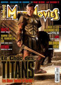 Mad Movies n°225, décembre 2009.  LES FILMS : Le Choc des titans. Vampire…