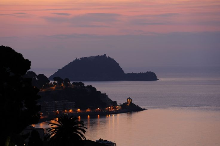 L'Isola Gallinara, Italy