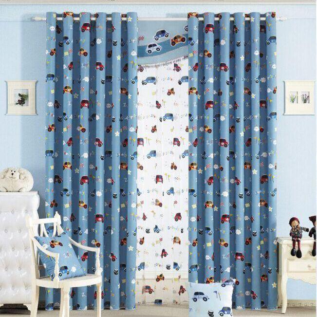 Boys Curtains, Boys Room Curtains