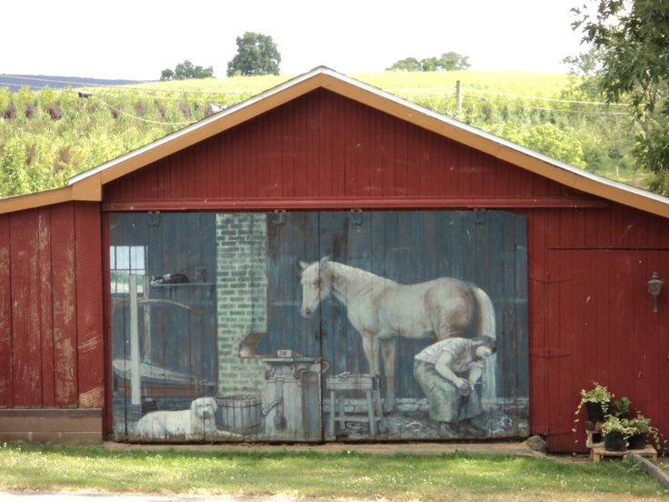 142 Best Barn Art Images On Pinterest Country Barns Res