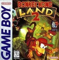 Donkey Kong Land 2 - Game Boy Game
