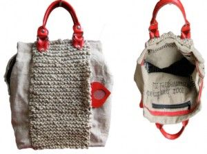 Handmade bags by Chris van Veghel