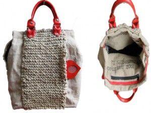Handmade bags by Chris van Veghel