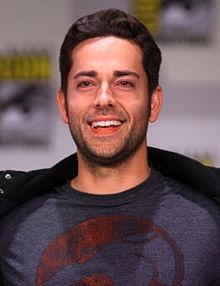 Zachari Levi (aka More Flynn Rider)