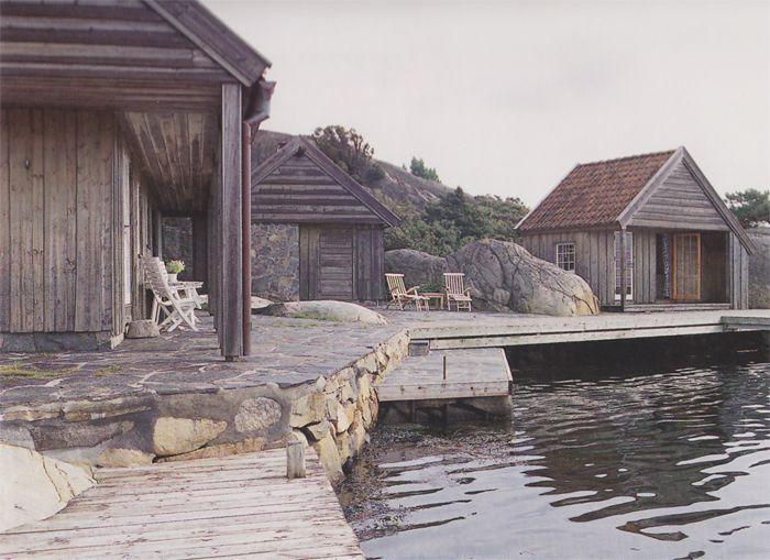 Kisteglad. Architect: Wenche Selmer