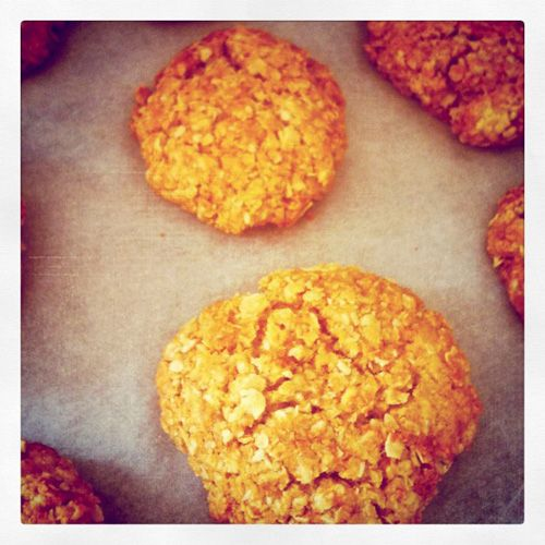 Anzac Cookies.....loved these when I was in Australia!!