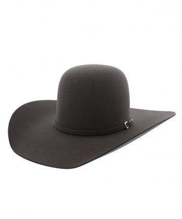 Rodeo King 5X Slate Grey Felt Hat
