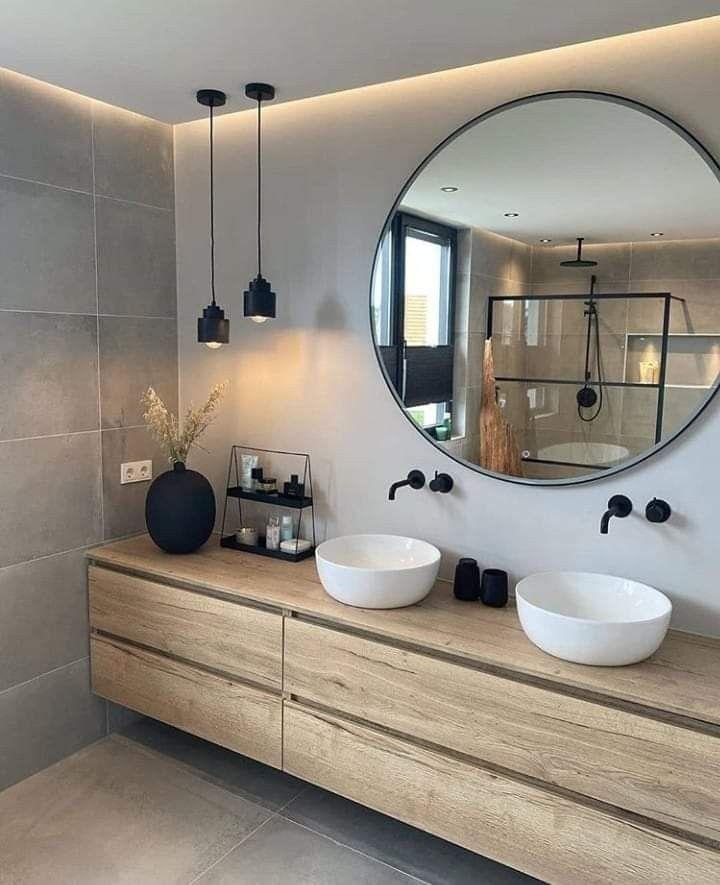 Pin Von Joanna Auf Sp Ce In 2020 Badezimmer Beispiele Wohnung Badezimmer Badezimmerideen
