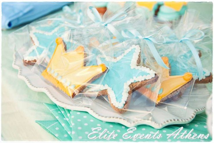 The Little Prince , fairytale, blue, yellow, baptism, party Baptism Party Ideas | Photo 9 of 71