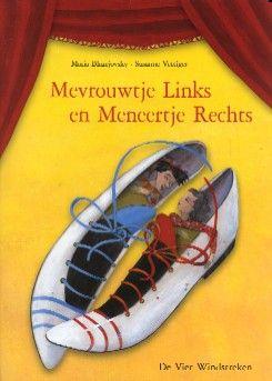 Mevrouwtje Links en Meneertje Rechts - Maria Blazejovsky(+4)