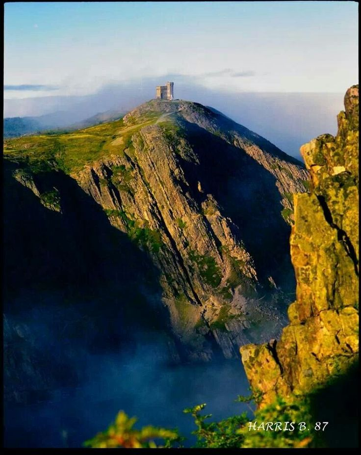 A Different View of Signal Hill, St. John's, Newfoundland, Canada <3