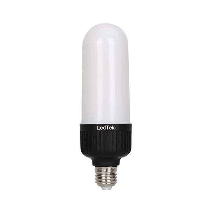Light Fire Flicker Effect Bulb E26