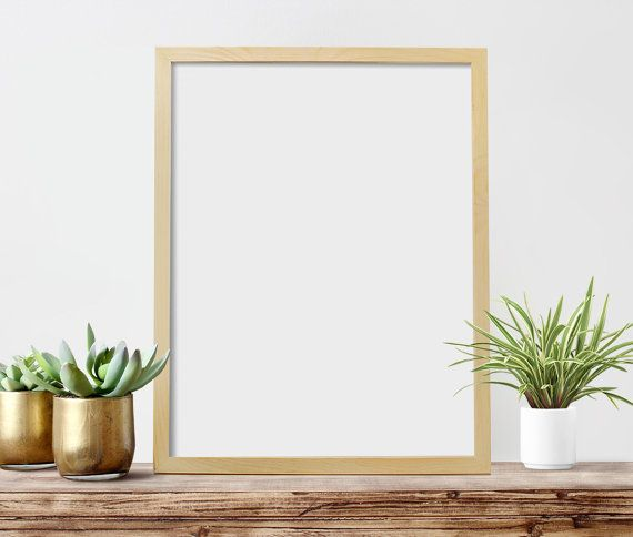 18x14x1 unfinished pine wood frame poster frame includes backing board saw tooth hangers