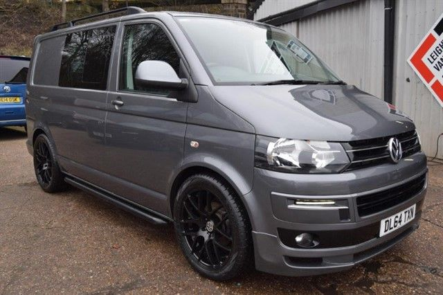 used VW Transporter T30 TDI T5 KOMBI SPORTLINE PACK 140 PS DSG in sheffield