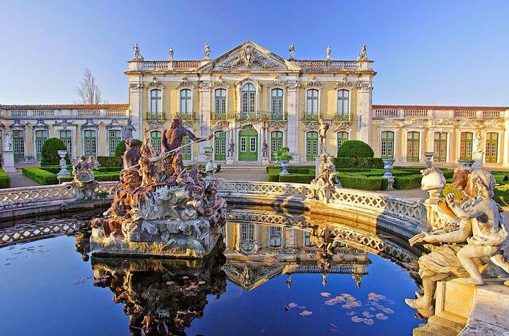 Foto: Ana Sá Palácio de Queluz