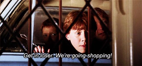Harry Potter and Mean Girls is always a good idea. Description from pinterest.com. I searched for this on bing.com/images