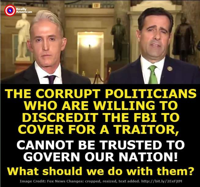 They are dancing with the devil...traitors