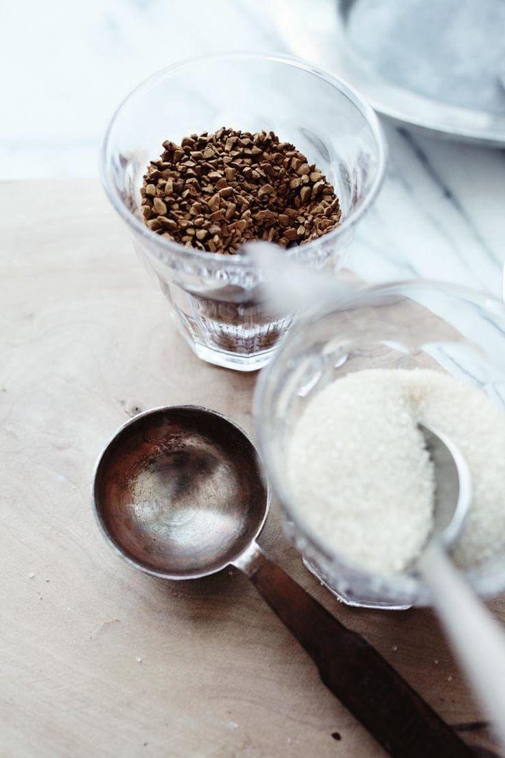 How to make korean dalgona whipped coffee video recipe