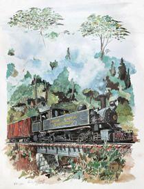 Ferrocarriles en Colombia 1836-1930 | banrepcultural.org