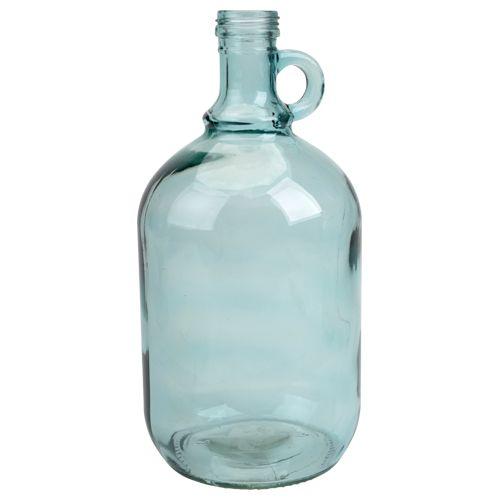 EUR 2,59 - flesvaas cerrisse glas 27x13cm