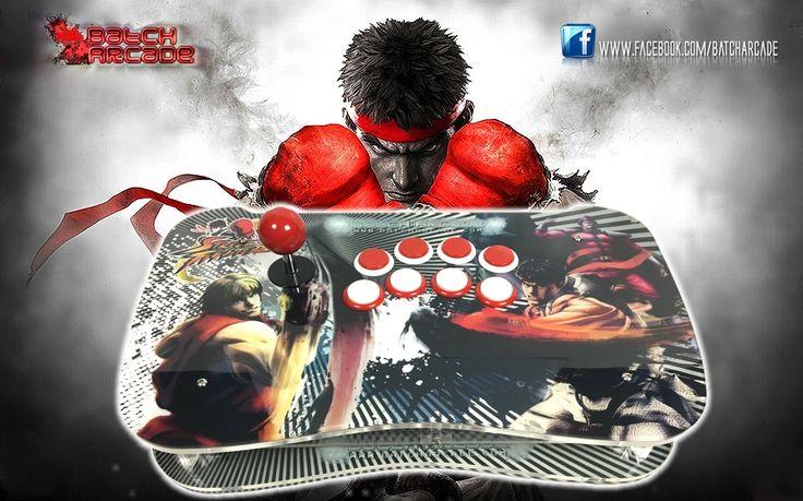NuevoMando Fightstick Pro PS3 PS4 PC profesional para juegos de fighter, con unas altas calidades tanto en el acabado como en los mandos, los cuales son de la empresaSanwa Denshi. Tus ataques y combos podrás realizarlos sin problema alguno, no habrá enemigo que se te resista.