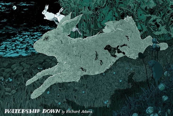 watership down paper Richard adams' watership down is an anthropomorphic story showing the effect of humans on nature as rabbits, heroes hazel and fiver are dependent on the countryside for shelter and food, and .