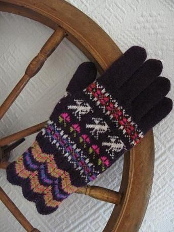 Mimmi Handmade! like ... wow (Estonian gloves)