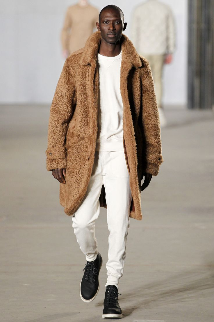 Todd Snyder menswear fall/winter 2016