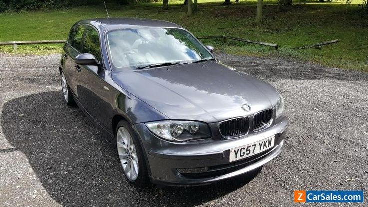 BMW 1 SERIES 2.0 120d SE 5dr Full Service History New Turbo #bmw #120 #forsale #unitedkingdom
