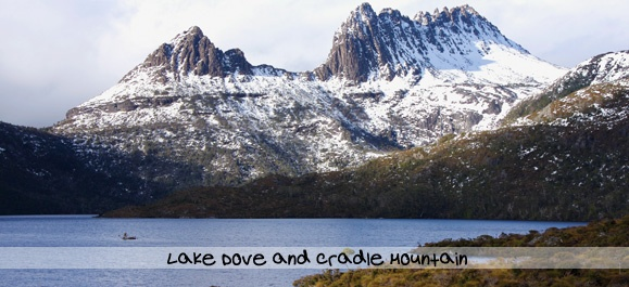 Lake Dove & Cradle Mountain