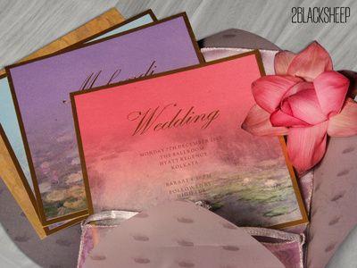 213 best Biyau0027r Invitation images on Pinterest Wedding stationery - invitation card kolkata