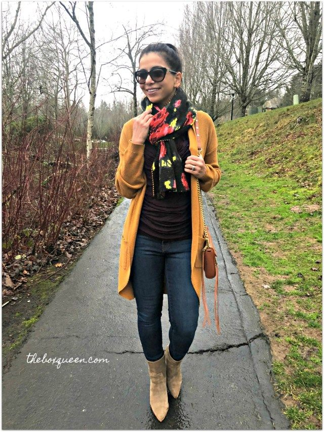 998a7b00a2c5 This long cardigan is super cute and on major sale. See my full cozy winter  outfit + more of my  Nordstrom Sale picks on TheBoxQueen.