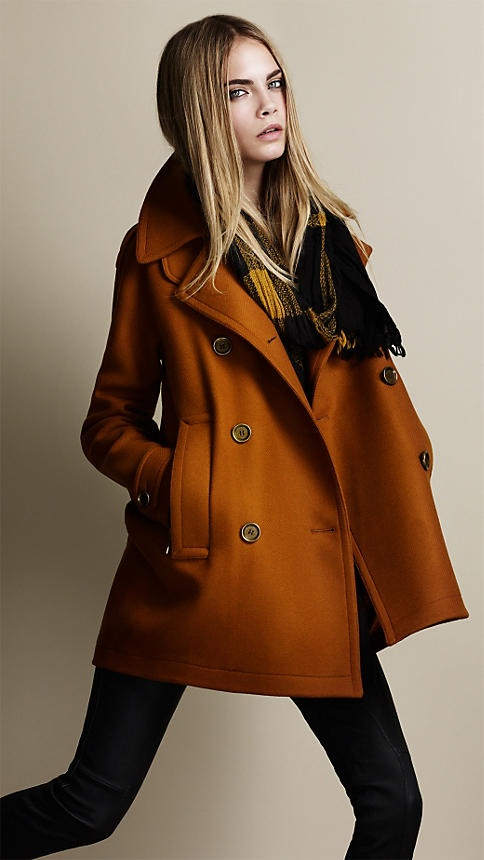 170f32cef4c Burberry... perfect shade for Fall! It looks just like the leaves do