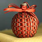 Made by hand - French lavender Christmas ornament or lovely sachet. hillsleyhood@hotmail.com.