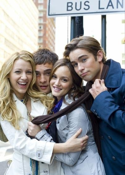 Season 1 gossip girl. I want to relive the good ol days!!!!