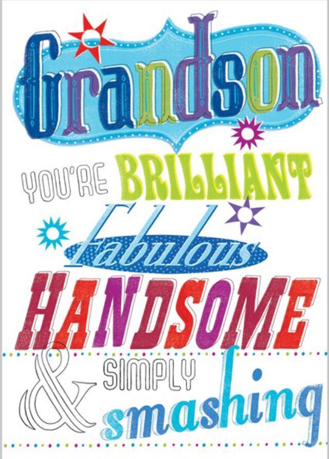 Happy Birthday Grandma Quotes From Grandson ~ Meilleures id�es � propos de grandson birthday quotes sur pinterest son