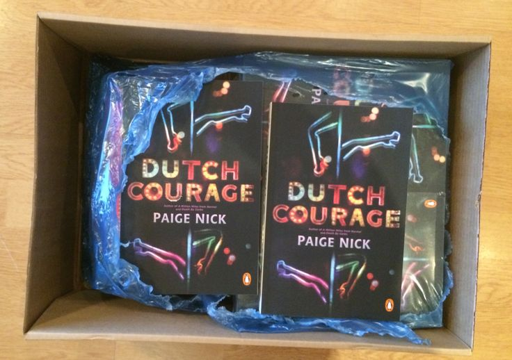 Whooohooo, fresh stock of #DutchCourage arrived today. If you live in or around CT and you'd like a signed copy of my latest novel delivered to your door for just R220, direct message me and I'll be there with bells* on. *DISCLAIMER: I will not be there with actual bells on.