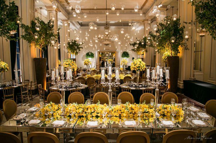 Casamento Carla e Henrique #Decor #Decoração #DecoraçãoDeCasamento #Luxo #DecorLuxo #WeddingDecoration #LuxuryDecor