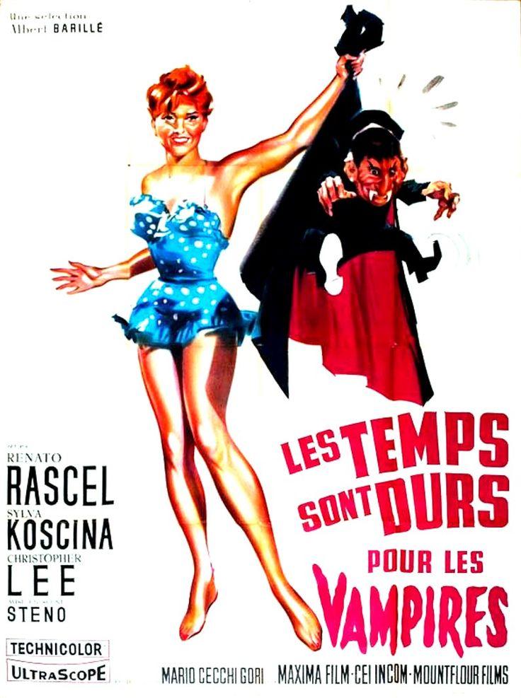 "Dracula and Son aka ""Tempi duri per i Vampiri"" (1959)"