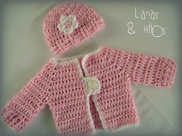 Lanas Hilos: Baby Sweaters
