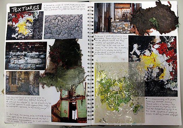 sketchbook focus on foundations