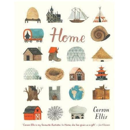 Home by Carson Ellis - little whimsy - 1